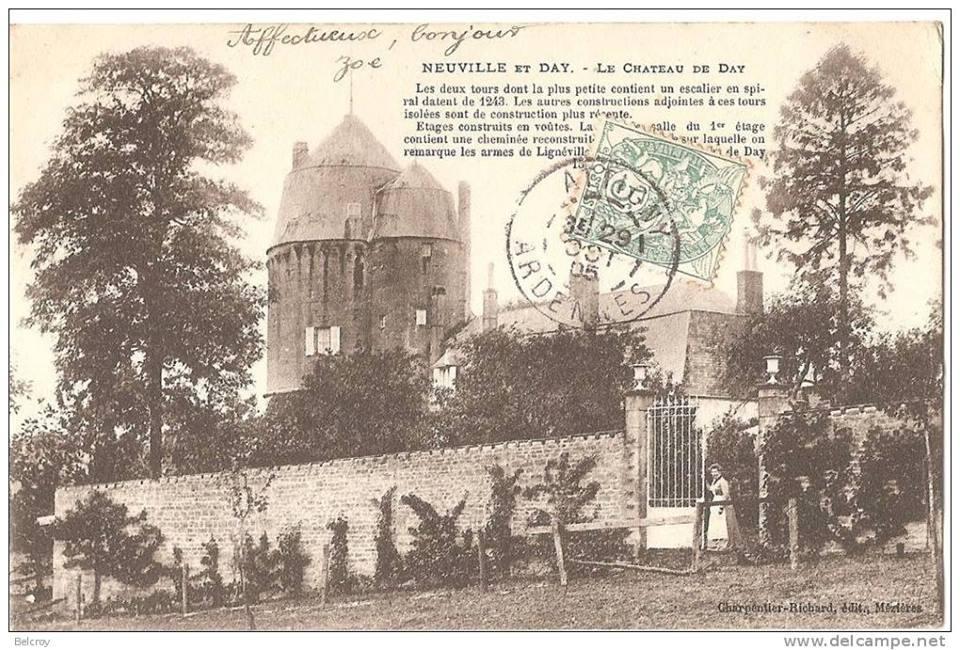Carte postale de Neuville Day 12348210