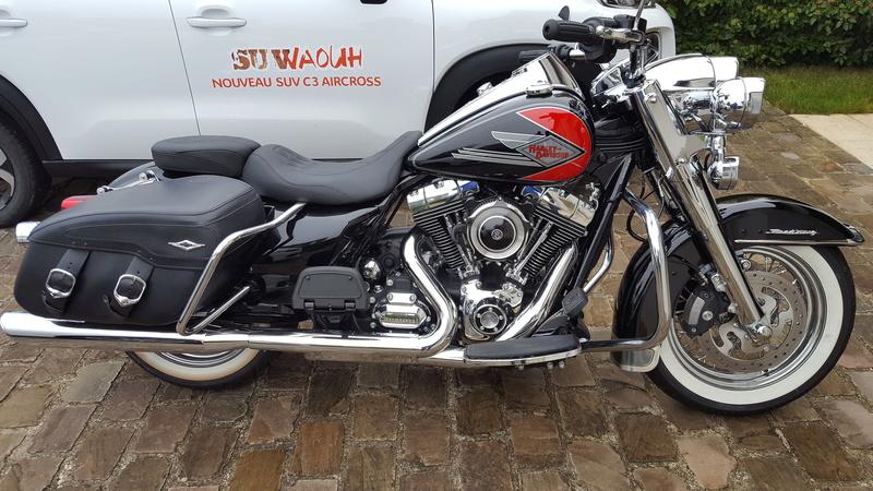 Road King uniquement, combien sur Passion-Harley  - Page 2 20171118