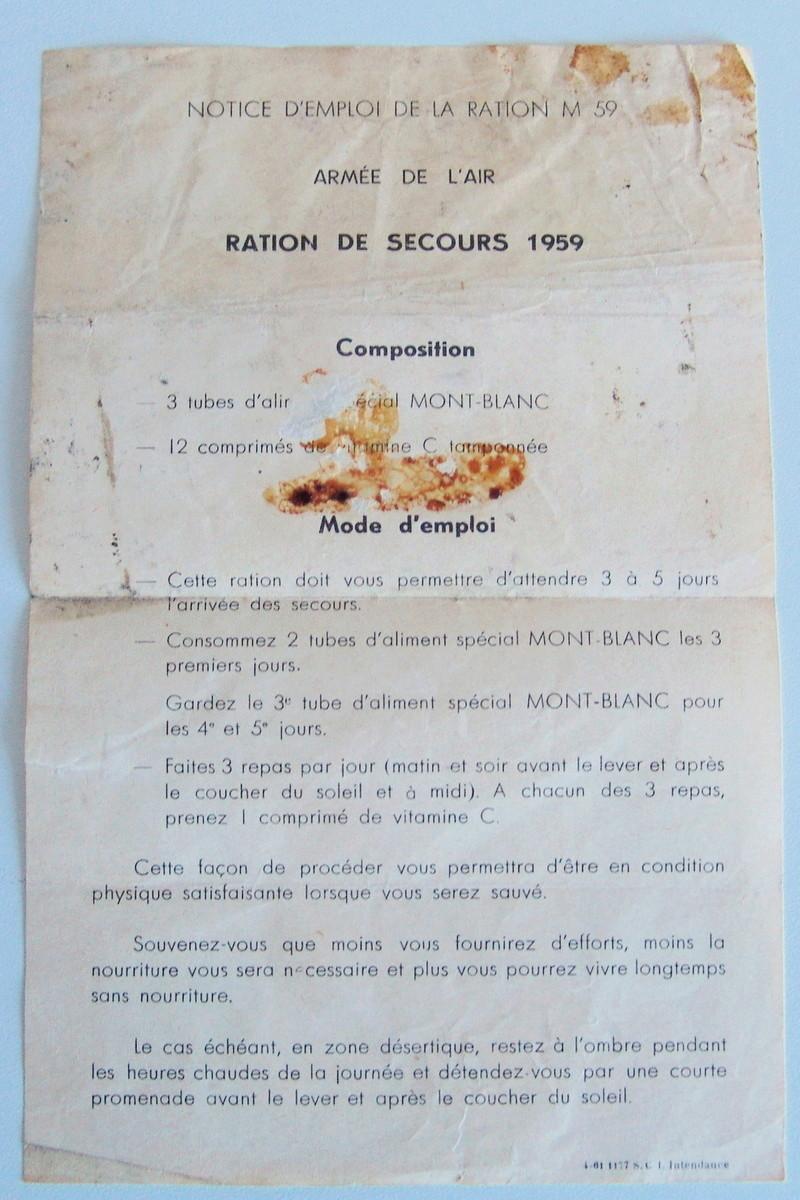 Ration de secours  aerazur Ee5c8810