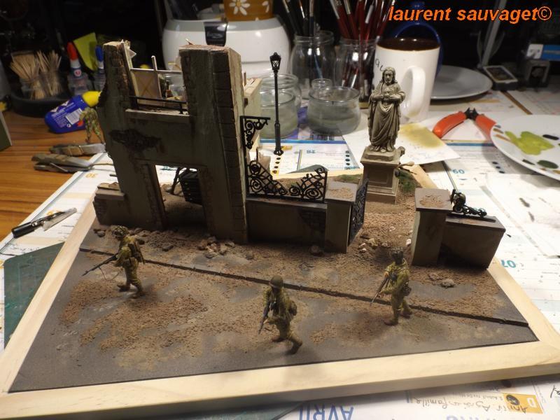 Embuscade - Normandie 1944 K800_923