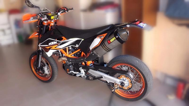 Vous rouler aussi à moto ... Montrez nous vos belles  - Page 2 92017111