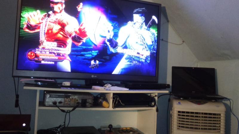 VOTRE COLLECTION OU GAMEROOM EN UNE SEULE PHOTO ! Dsc_0716
