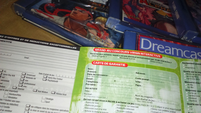 Registration Card  pal sur tout les support et divers pubs  Dsc_0721