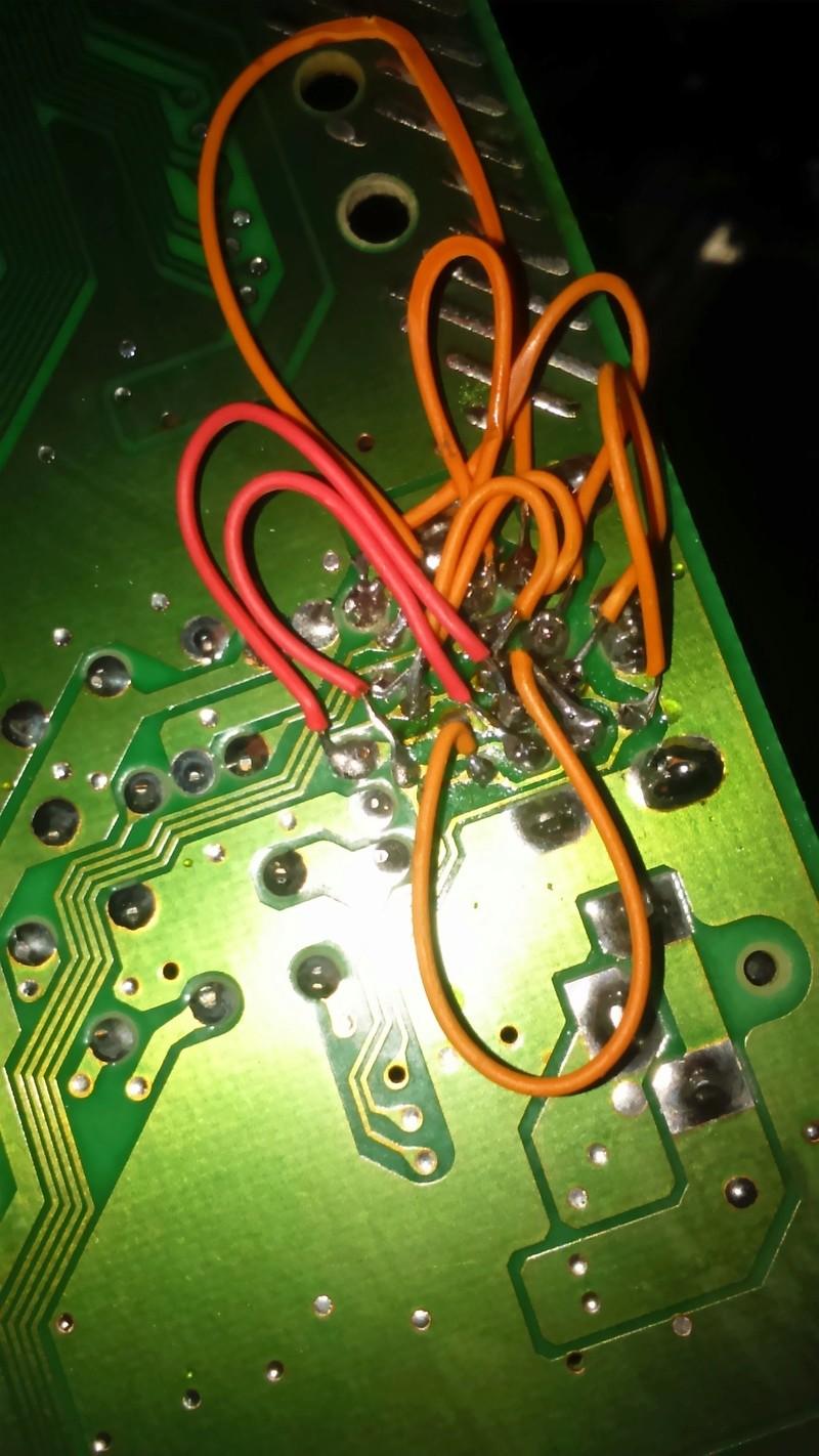 mega drive 2 puce , 50hz , 60 hz  Dsc_0814