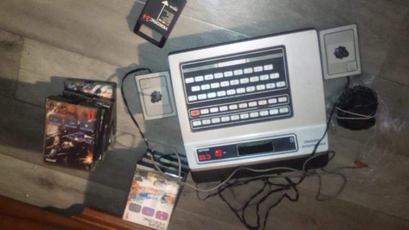 (est) console vidéopac c52 plus des jeux du cancre  Dsc_0933