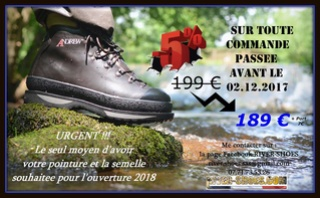 Chaussures de wading ? 23584610