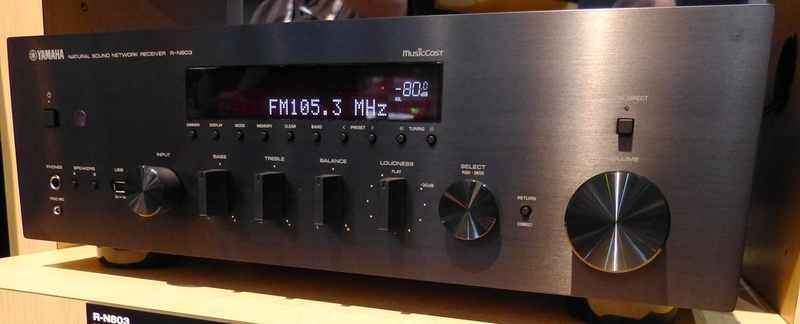 Yamaha R-N803 Hifi Stereo Amplifier/Network Receiver (Brand New Condition) 20171027