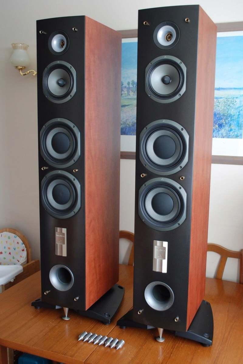 Triangle Antal EX Speakers (Made in France Pair). _5710