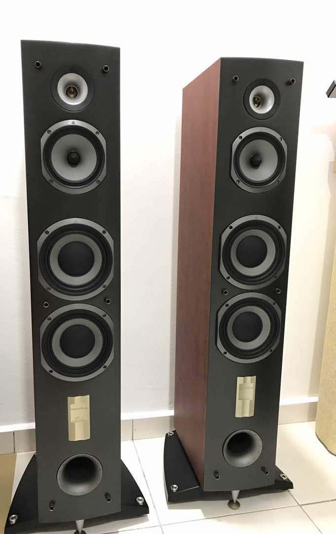 Triangle Antal EX Speakers (Made in France Pair). Img-2018