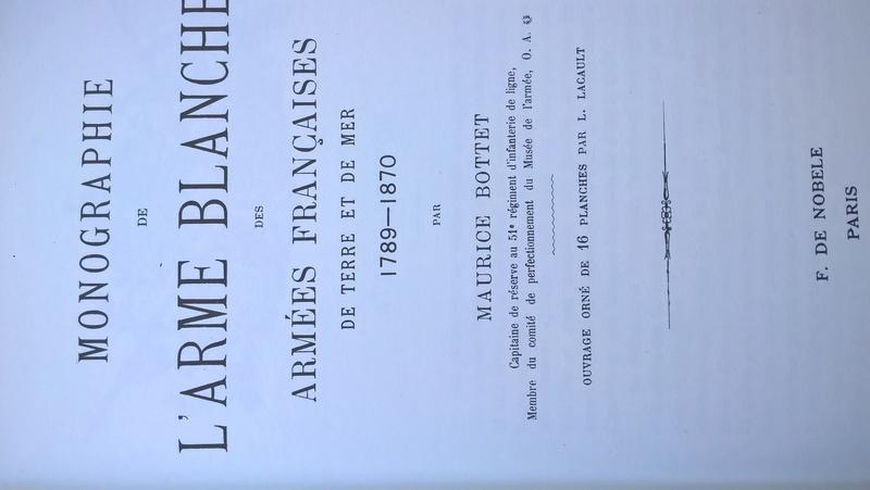 Livre sur les sabres de M. Bottet Wp_20123