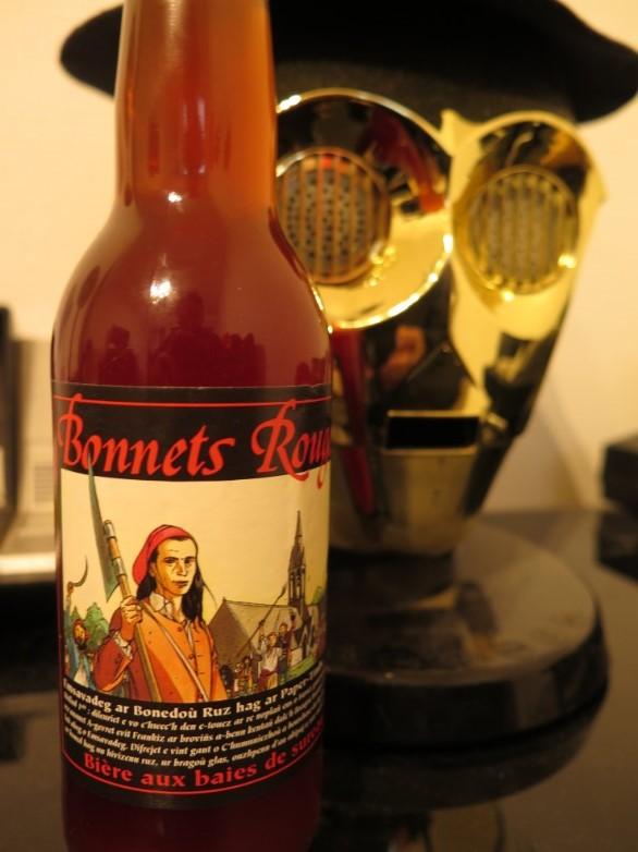 Bière aux baies de sureau - Bonnets Rouges Bonnet10