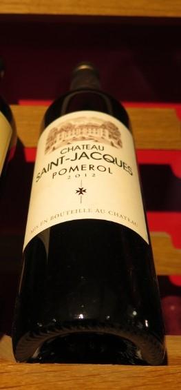Pomerol - Château SAINT-JACQUES 2012 Chytea11