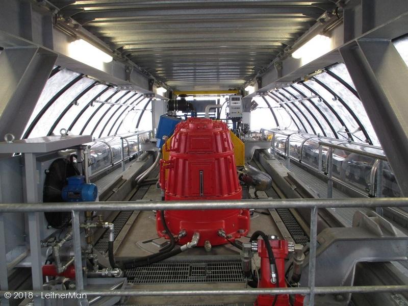 Télésiège débrayable 6 places (TSD6) de Covetan - Les Saisies (Espace Diamant) 2410