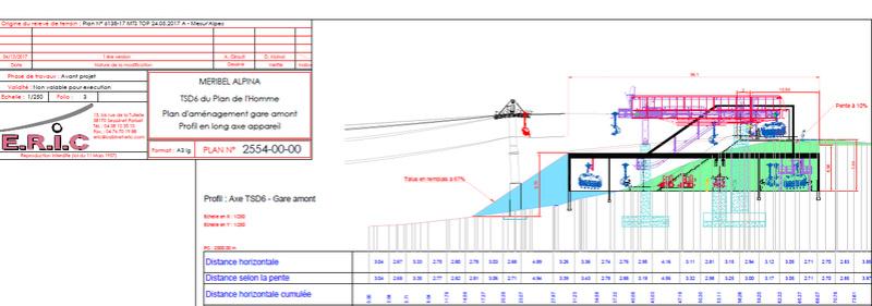 Construction TSD6B Legends (Plan de l'Homme) - Méribel (Les 3 Vallées) 39527310