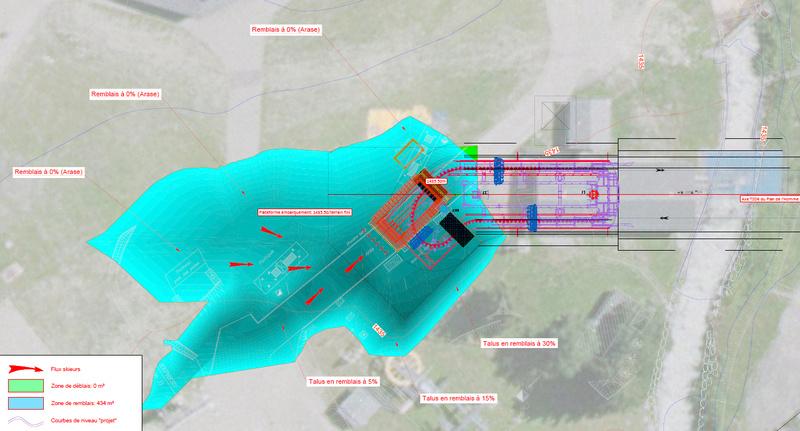Construction TSD6B Legends (Plan de l'Homme) - Méribel (Les 3 Vallées) 40623110