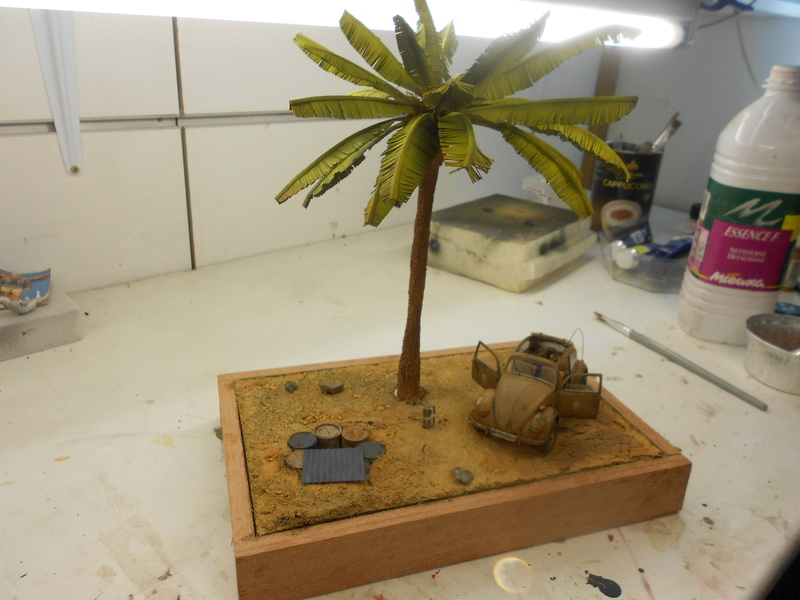Coccinelle CMK, kit amélioration EDUARD + CMK intérieur figurine HORNET + VERLINDEN décor fait maison - 1/35 - Page 2 Coc_et18