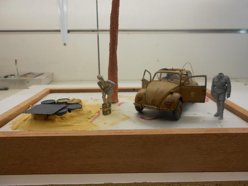 Coccinelle CMK, kit amélioration EDUARD + CMK intérieur figurine HORNET + VERLINDEN décor fait maison - 1/35 - Page 2 Cocine13