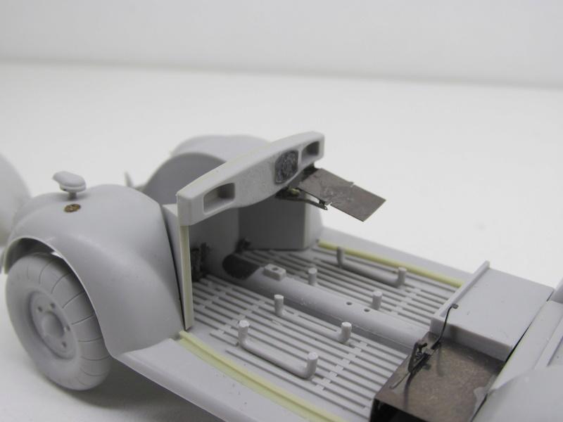 Coccinelle CMK, kit amélioration EDUARD + CMK intérieur figurine HORNET + VERLINDEN décor fait maison - 1/35 Cocinn13