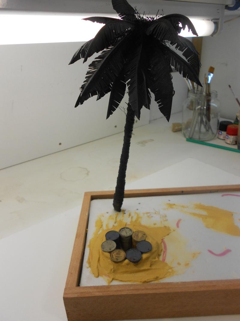 Coccinelle CMK, kit amélioration EDUARD + CMK intérieur figurine HORNET + VERLINDEN décor fait maison - 1/35 Cocinn18
