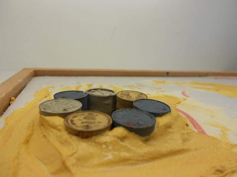 Coccinelle CMK, kit amélioration EDUARD + CMK intérieur figurine HORNET + VERLINDEN décor fait maison - 1/35 Cocinn20