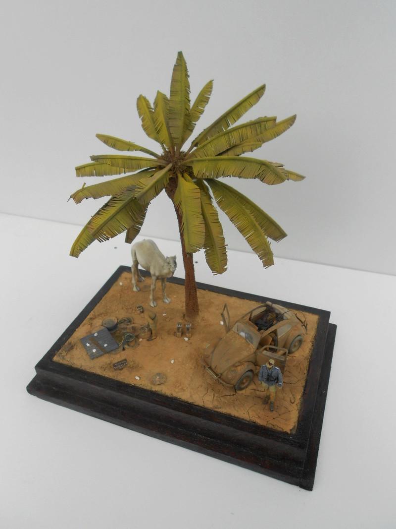Coccinelle Afrika Korps + Coccinelle gazogène - CMK 1/35 conversion CMK et photodecoupe EDUARD - Page 2 Gmc_fi34