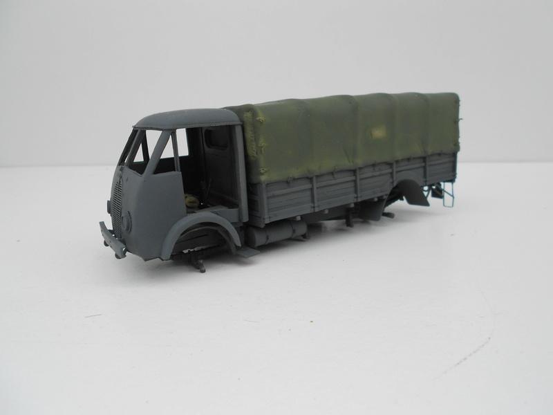 Propagande Finlande 1941 - Matford Azimut, figurines Verlinden, MK 1/35, Cromwell  Matfor11