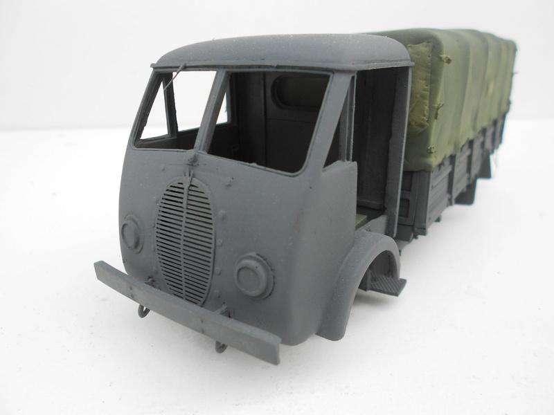 Propagande Finlande 1941 - Matford Azimut, figurines Verlinden, MK 1/35, Cromwell  Matfor12