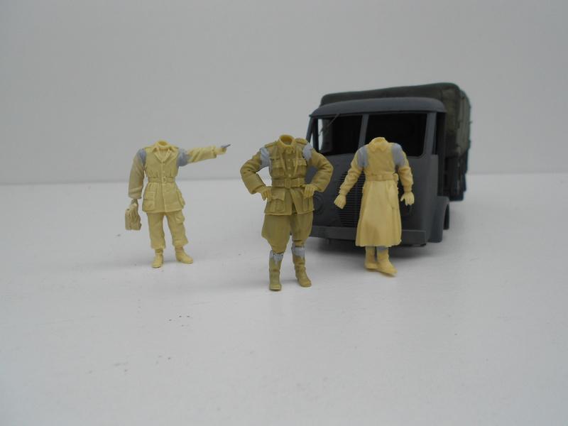 Propagande Finlande 1941 - Matford Azimut, figurines Verlinden, MK 1/35, Cromwell  Matfor14
