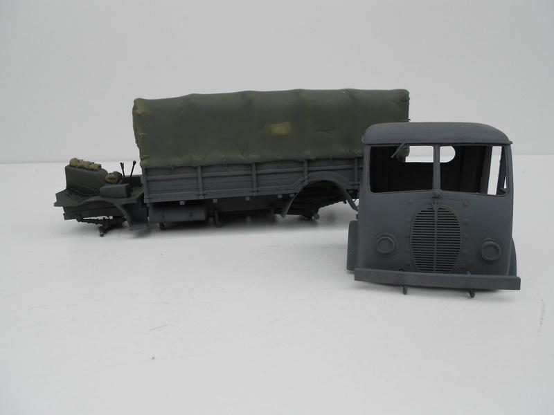 Propagande Finlande 1941 - Matford Azimut, figurines Verlinden, MK 1/35, Cromwell  Matfor15