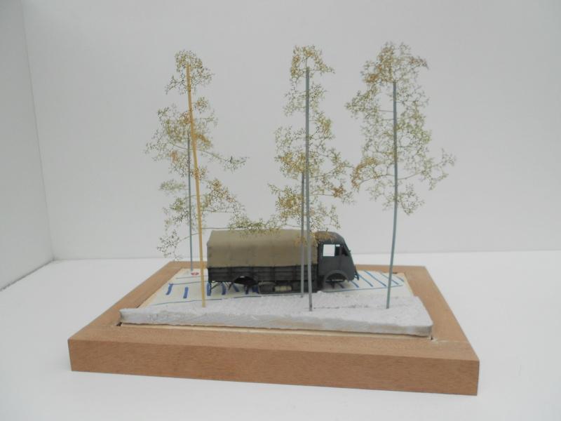 Propagande Finlande 1941 - Matford Azimut, figurines Verlinden, MK 1/35, Cromwell  Matfor17