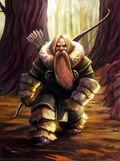 Elven Dwarf,  97071610