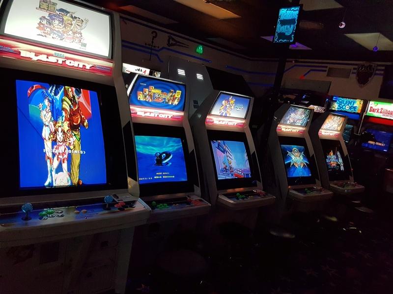 L'arcade et le retrogaming aux US [PHOTOS inside] - Page 2 20180272