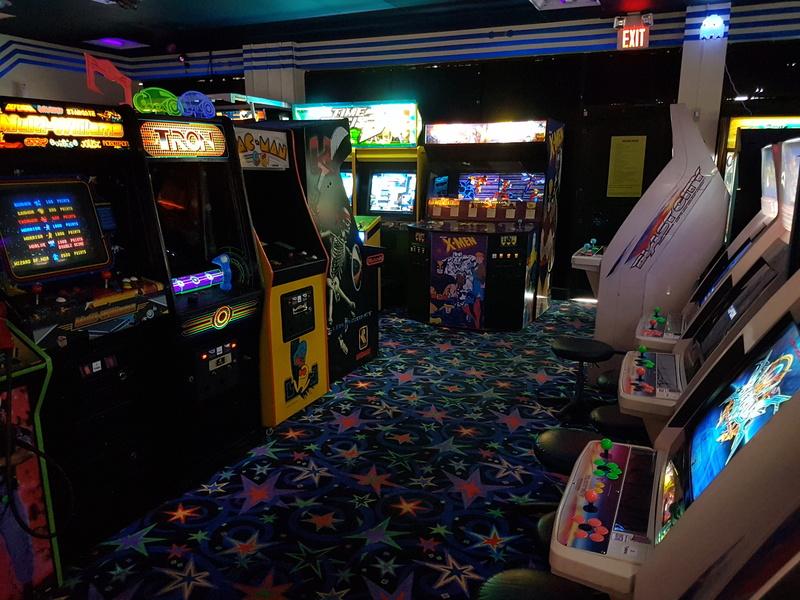 L'arcade et le retrogaming aux US [PHOTOS inside] - Page 2 20180285