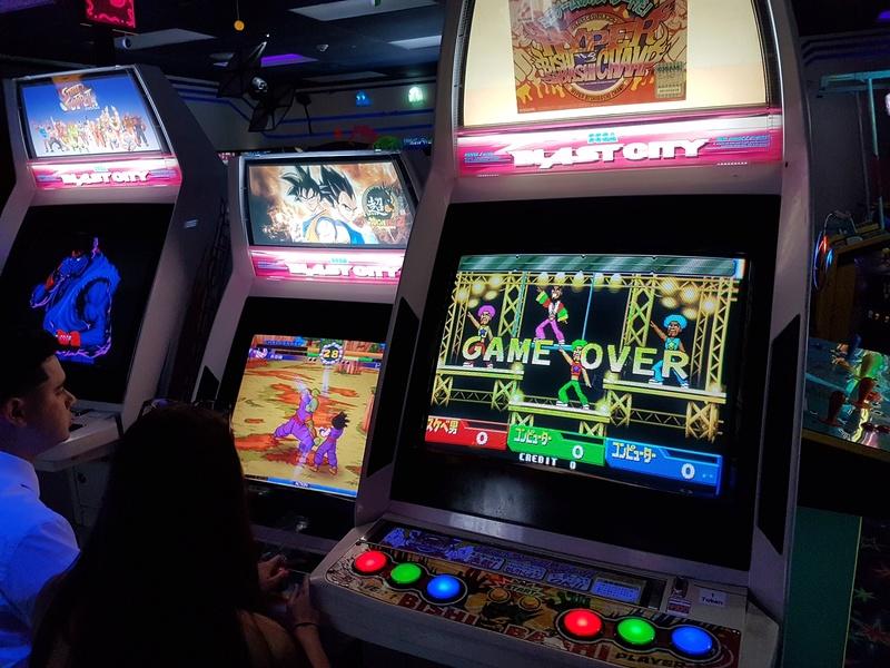 L'arcade et le retrogaming aux US [PHOTOS inside] - Page 2 20180287