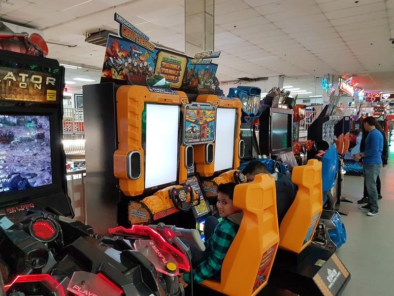 L'arcade et le retrogaming aux US [PHOTOS inside] - Page 2 20180291