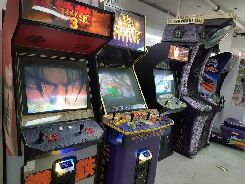 L'arcade et le retrogaming aux US [PHOTOS inside] - Page 2 20180292