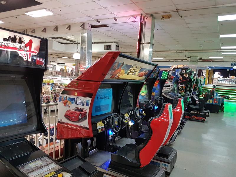 L'arcade et le retrogaming aux US [PHOTOS inside] - Page 2 20180295