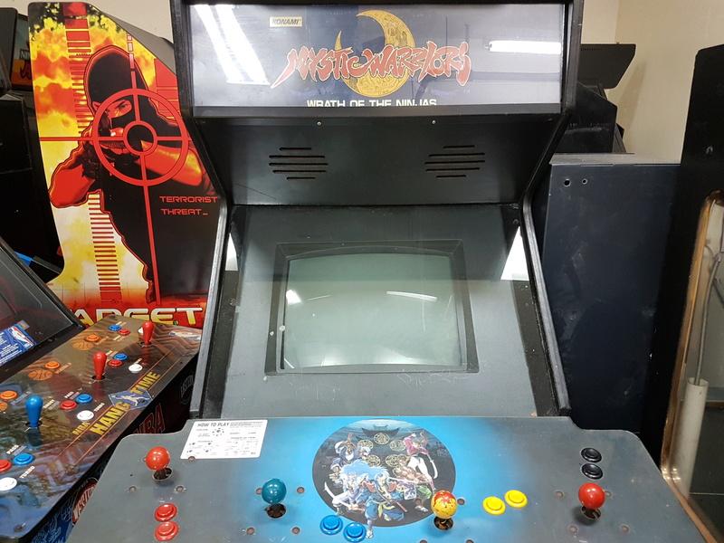 L'arcade et le retrogaming aux US [PHOTOS inside] - Page 2 20180296
