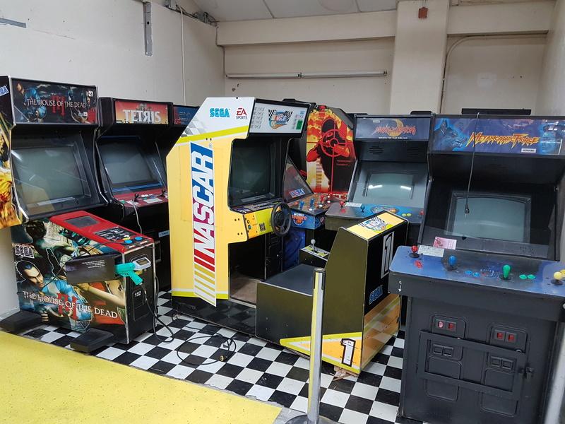 L'arcade et le retrogaming aux US [PHOTOS inside] - Page 2 20180297