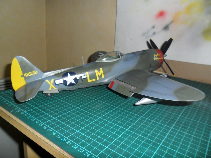 P-47M Thunderbolt du 62Sq du 56th Group  - Page 3 Sam_2122