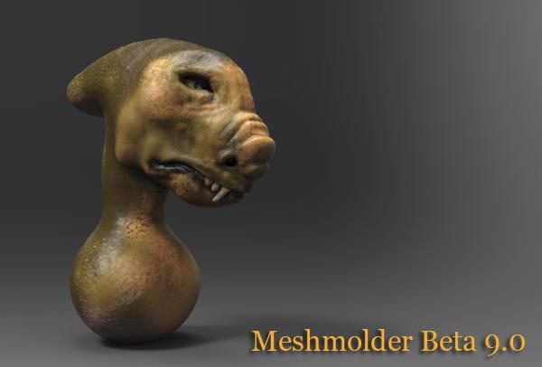 Meshmolder Beta 9.0 in development!! Mesh910