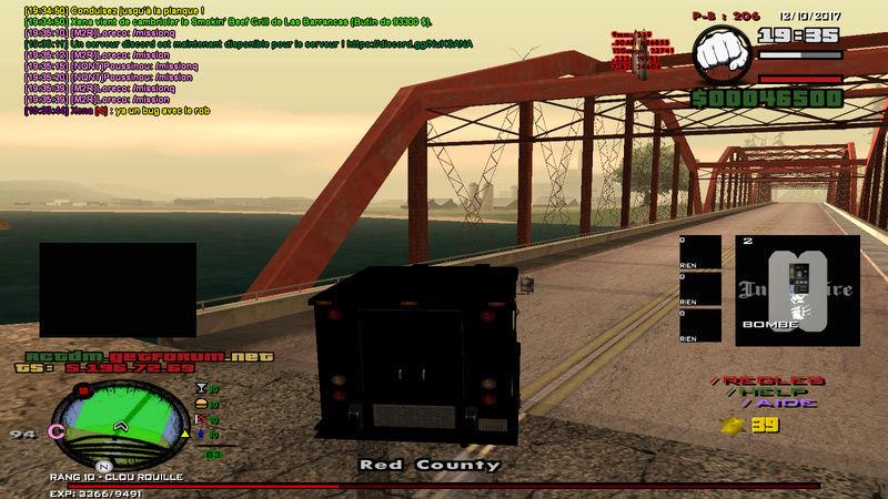 Bug rob commerces Sa-mp-10