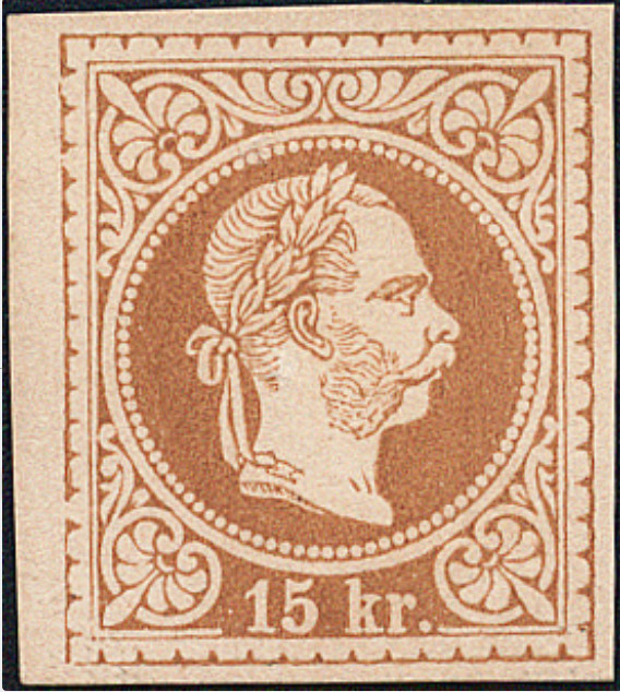 Freimarken-Ausgabe 1867 : Kopfbildnis Kaiser Franz Joseph I - Seite 18 1867_312