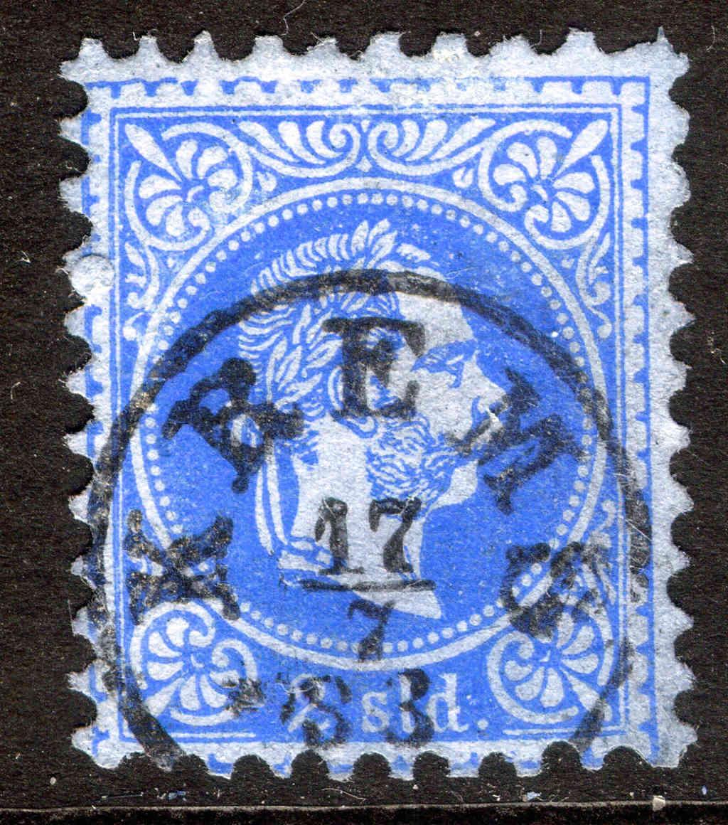 Freimarken-Ausgabe 1867 : Kopfbildnis Kaiser Franz Joseph I - Seite 19 Krems_12