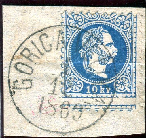 Freimarken-Ausgabe 1867 : Kopfbildnis Kaiser Franz Joseph I - Seite 18 Zz10010
