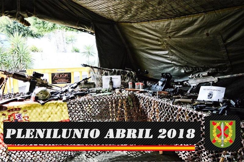 Evento Plenilunio Museo Militar de Almeyda 21 de Abril de 2018 29791510