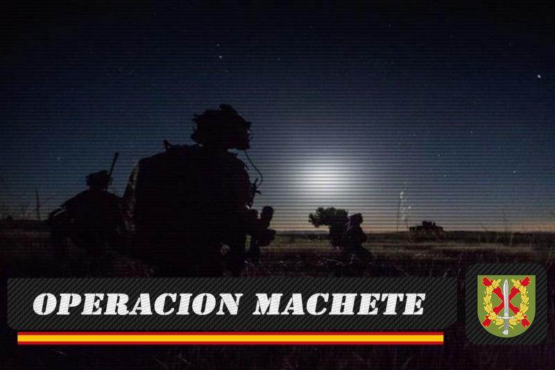 OPERACION MACHETE JUEVES 26 DE ABRIL DE 2018 Machet10
