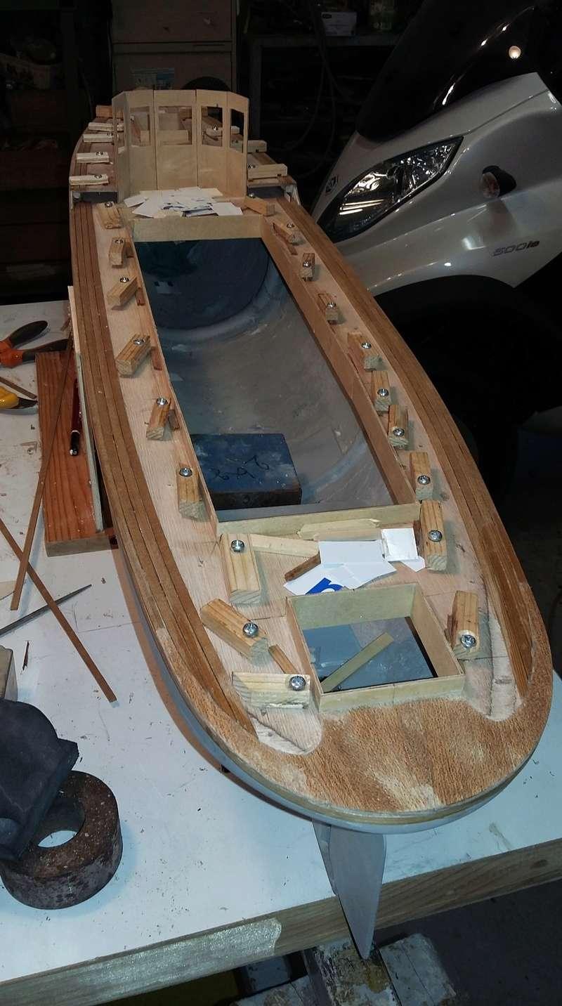 Némésis motor yacht classique 20161014