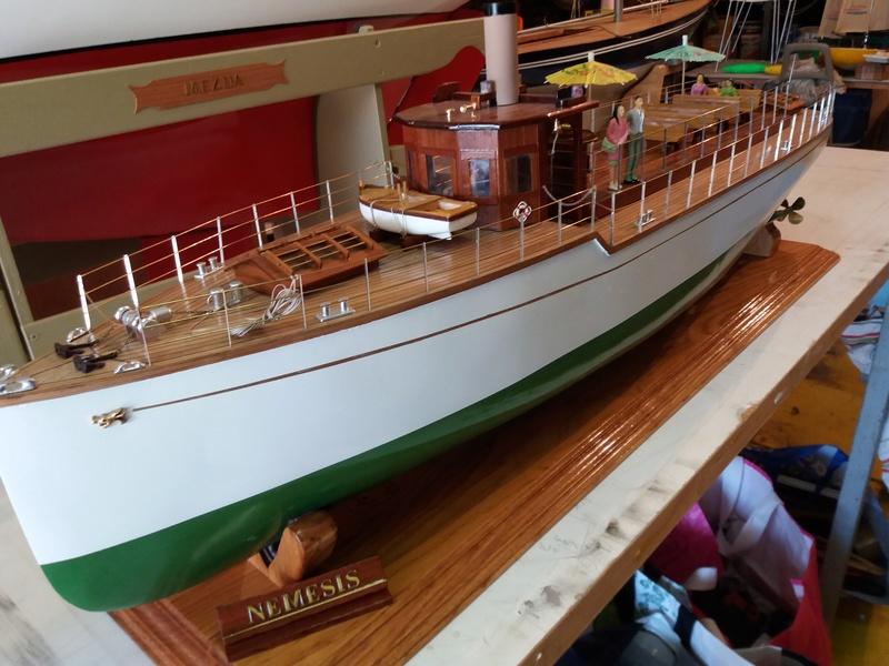 Némésis motor yacht classique 20170521