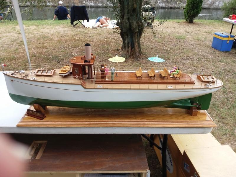 Némésis   motor yacht classique 20170913